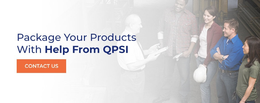 Package Your Products With Help From QPSI